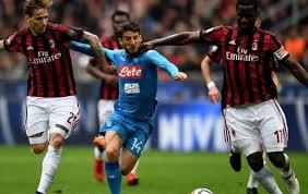Prediksi Milan vs Napoli 27 Januari 2019